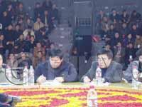 销售总经理刘中国公布2005年销售政策