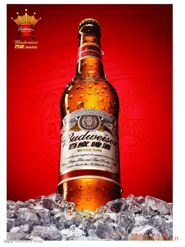 供应百威啤酒 东营市奥威诺商贸有限责任公司