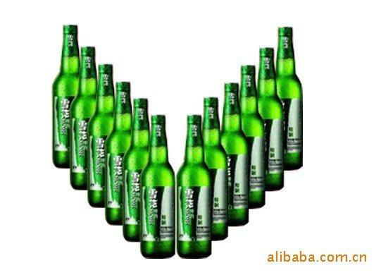 千岛湖精制啤酒图片