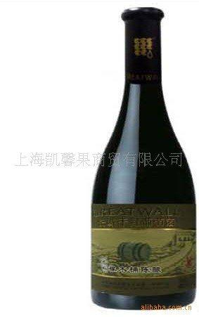 长城干红 高级橡木桶陈酿干红葡萄酒