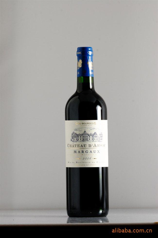 法国玛歌产区的中级红酒