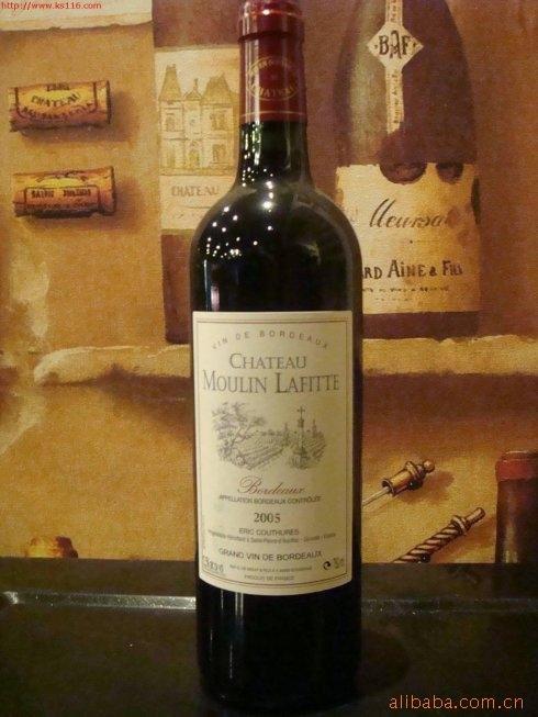 法国原装进口庄级79年拉菲红酒
