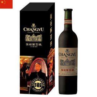 张裕解百纳干红葡萄酒