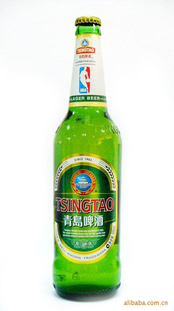 青岛啤酒醇厚600ml*12