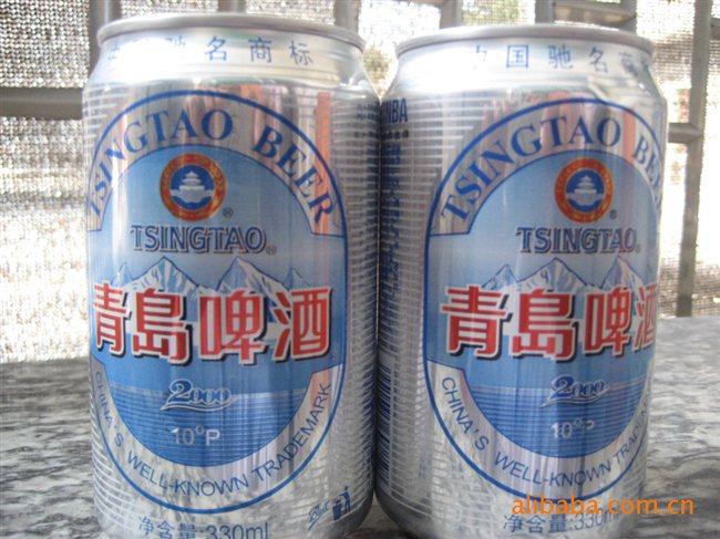 青岛啤酒系列青岛啤酒易拉罐青岛优质听装新款经典拉