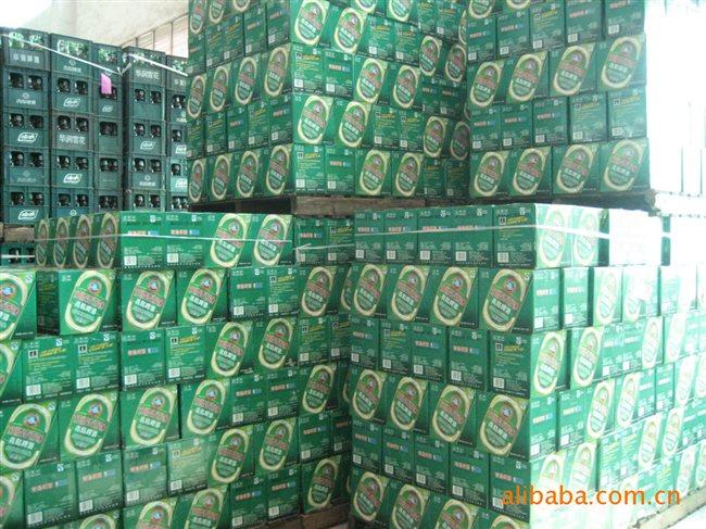 青岛啤酒系列青岛啤酒易拉罐青岛优质听装330mi青岛醇厚8度啤酒