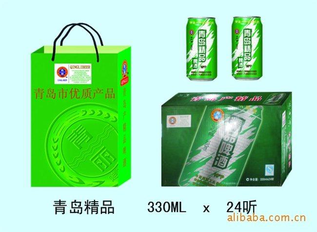 诚招青岛优质啤酒330mi易拉罐区域代理