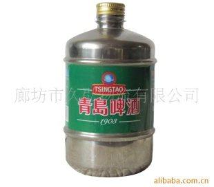 青岛啤酒种类; 批发新啤酒包装不锈钢啤酒桶瓶/循环