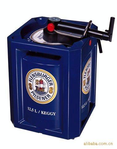 德国扎啤酒12.5l【弗伦斯堡】桶回收