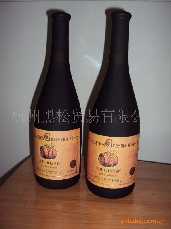 批发红酒洋酒雪升干红葡萄酒(金版橡木桶陈酿)