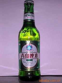 青岛醇厚600ml啤酒 大优