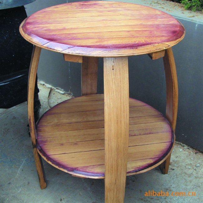 橡木桶桌子_蓬莱市艾仑橡木制品有限公司