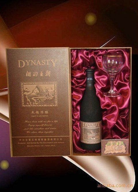红酒 葡萄酒 王朝—木桶陈酿干红
