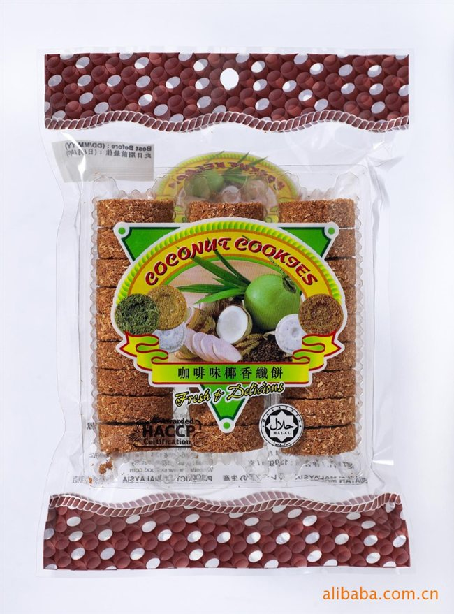 陶园/SKS为东南亚椰子饼第一品牌,原料取自于100%天然椰肉。口感...