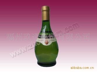阿根廷进口的葡萄酒/小酒桶(矮瓶)干白葡萄酒