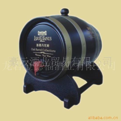 供应法国路易丹尼斯5l橡木桶干红葡萄酒