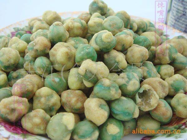 进口食品批发 泰国高盛牌芥末花生豆 花生豆批发