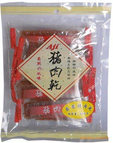 东莞市/80gAji牛肉干(黑椒)