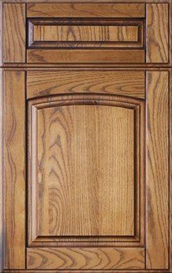 进口高档实木橱柜