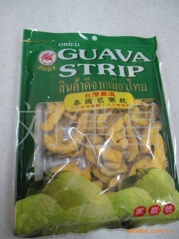 台湾进口零食 泰国芭乐 干 风味独特 特色休闲美 高清图片