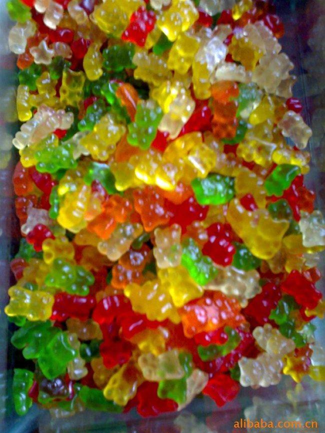 批发软糖 橡皮糖(可爱小熊猫)休闲食品零食特产