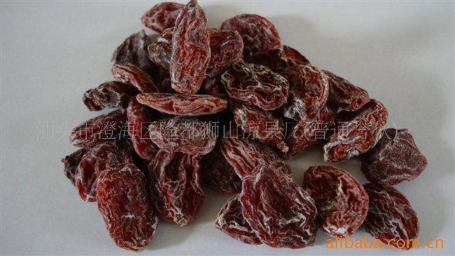 沈阳/供应休闲食品、凉果、蜜饯、槟榔梅