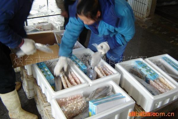 批发海鲜礼包(年货,福利) 烟台市欢凯兄弟海鲜食品