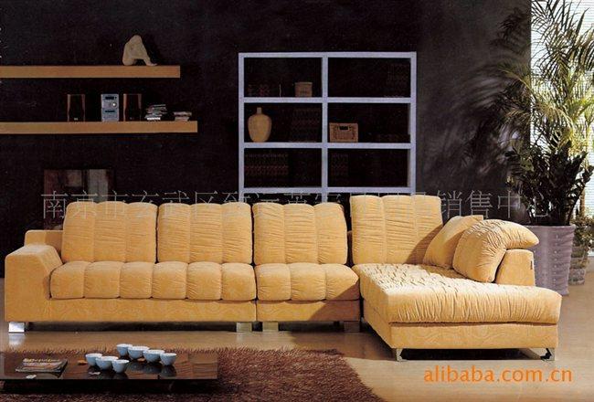 2038古典布艺沙发,南京欧式客厅家具,一件代发