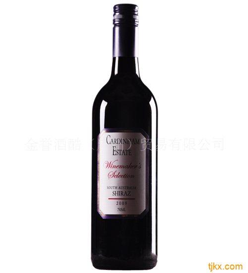 凯帝庄精选红葡萄2009* 喝红酒减少水肿#提高用餐质量