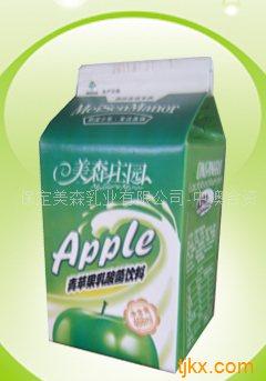 美森庄园青苹果乳酸菌饮料
