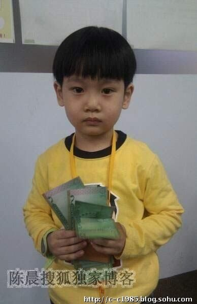 孟庭苇4岁儿子生活照曝光