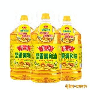 金龙鱼调和油 5l 4桶/箱