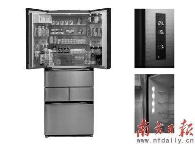 据三星的技术人员介绍,khan系列多门冰箱独有的加湿保鲜专利技术,采用