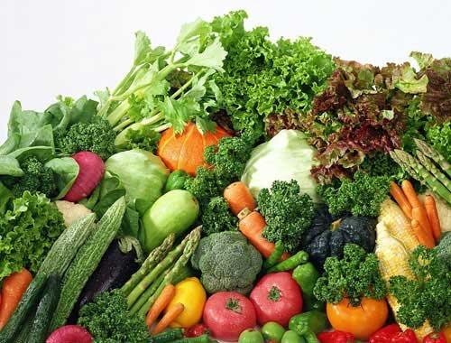 各种蔬菜的简笔画