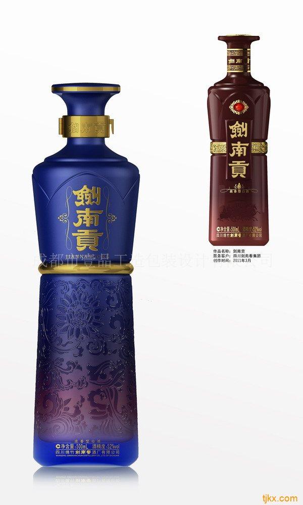 专业从事于酒类包装设计,先后为水井坊,五粮液,泸州老窖,茅台,剑南春