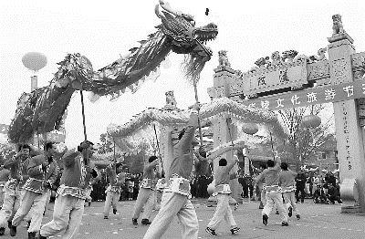 江西吉安市举办第二届庐陵文化旅游节活动