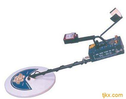 金属探测器原理图 地下金属探测仪