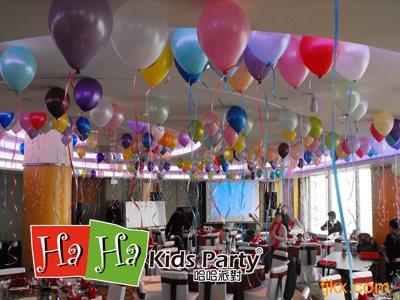 儿童派对,上海生日派对图片