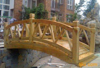 重庆防腐木拱桥|碳化木树池建设|重庆防腐木|重庆