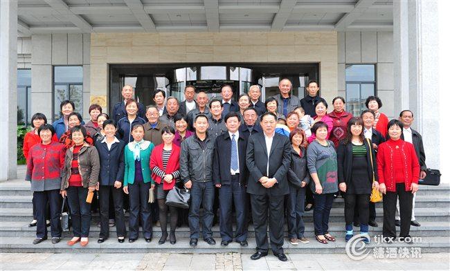 稻花香集团组织退休职工共度重阳佳节