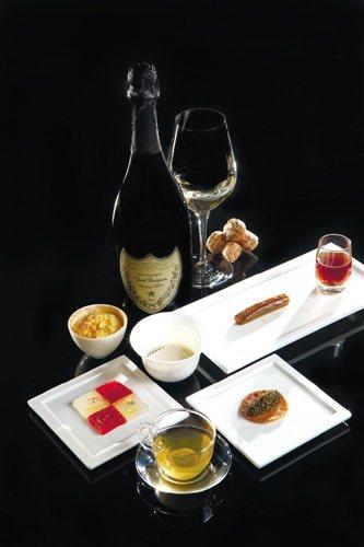 唐培里侬香槟王:用骑士精神做酒