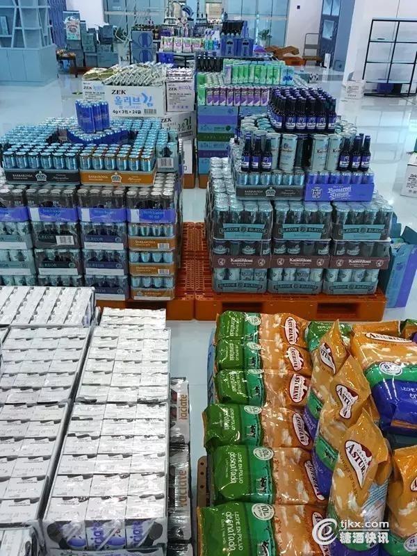 宁波保税区进口商品直销中心旗舰店正式开业迎宾高清图片